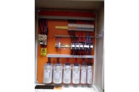 Kit baterie de condensatoare automate, fixe de joasa tensiune 50kVAr/415V